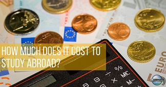 how much does it cost to study abroad