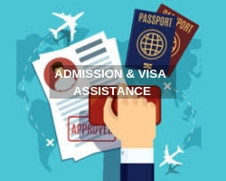 study abroad admission assistance